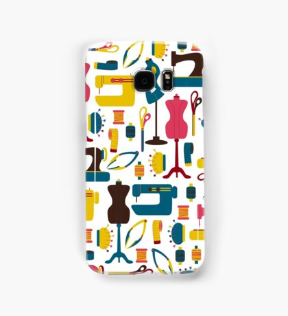Sewing Accessories Samsung Galaxy Case/Skin