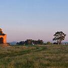 Ruin Sunrise by Leanne Robson