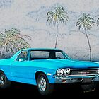 68 Chevy El Camino 3rd Generation 1968-1972 by ChasSinklier