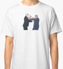 Wenger vs Mourinho Classic T-Shirt