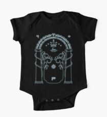 The Doors of Durin One Piece - Short Sleeve