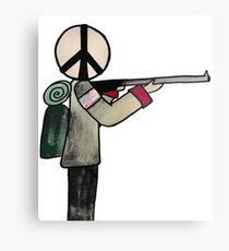 War or Peace Metal Print