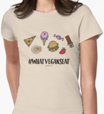 #Whatveganseat Vegan Fun! T-Shirt