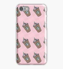 Pastel Tumblr Starbucks iPhone Case/Skin