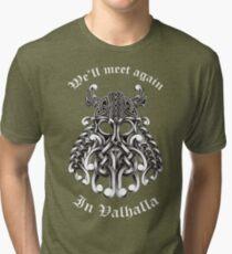 Viking - Valhalla Tri-blend T-Shirt