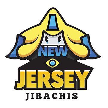 New Jersey Jirachis by SleepyJirachi