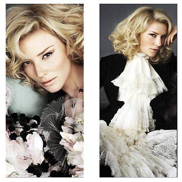 Cate Blanchett by aoritoioho