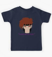 Gambit Quote Kids Clothes