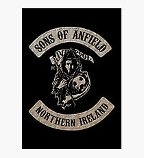 Sons of Anfield - Northern Ireland Photographic Print