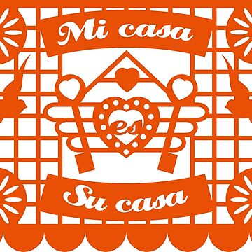 Papel picado pattern by kimrst