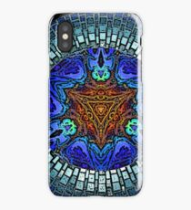 MICROSCOPIC CONCERT IN 3-D iPhone Case