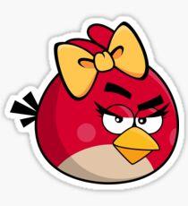 Birdina! Sticker