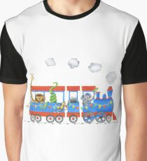 Circus Train  Graphic T-Shirt
