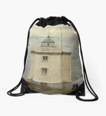 Faro de Mera Drawstring Bag