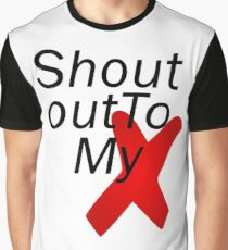 Shout out to my X - Little mix Graphic T-Shirt