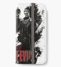 Albert Wesker iPhone Wallet