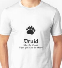 DnD - Druid T-Shirt