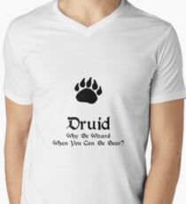 DnD - Druid Men's V-Neck T-Shirt