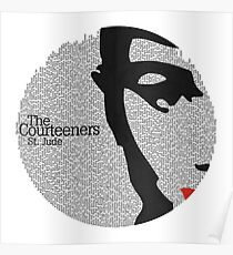 The Courteeners Poster