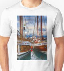 Schooners Hildur and Hauker T-Shirt