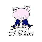Alexander Ham-ilton by EpicAssassin