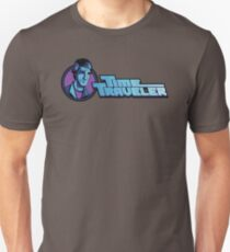 Time Travelers, Series 3 - Dr. Sam Beckett T-Shirt