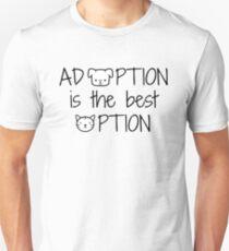 Adoption: Best Option T-Shirt