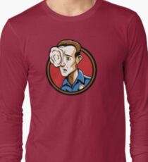 Time Travelers, Series 3 - T-1000 (Alternate) Long Sleeve T-Shirt