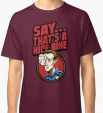 Time Travelers, Series 3 - T-1000 (Alternate 2) Classic T-Shirt