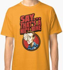 Time Travelers, Series 3 - T-1000 (Alternate 2) Classic T-Shirt