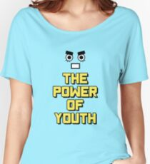 Rock Lee - The Power of Youth!! Women's Relaxed Fit T-Shirt