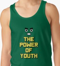 Rock Lee - The Power of Youth!! Tank Top
