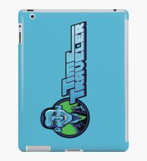 Time Travelers, Series 3 - The Ninth Doctor iPad Case/Skin