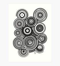 EP. Art Prints. DANCE WITH VINYL Art Print