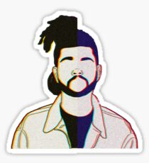 The Weeknd / Starboy Sticker