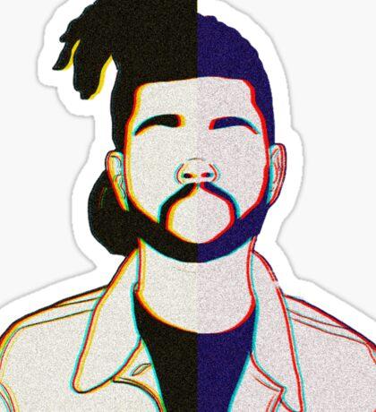 The Weeknd / Starboy Sticker