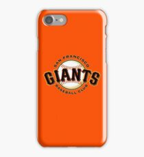 San Francisco Giants | Sports iPhone Case/Skin