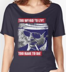 Gonzo Hunter S Thompson Women's Relaxed Fit T-Shirt