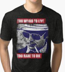 Gonzo Hunter S Thompson Tri-blend T-Shirt