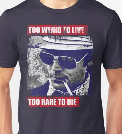 Gonzo Hunter S Thompson Unisex T-Shirt