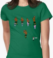 Tyson TKO 2 Womens Fitted T-Shirt