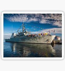 HMCS Kingston Sticker