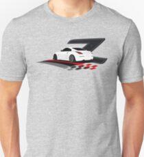 Nissan 350z (Weiß) Slim Fit T-Shirt