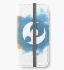 Pokemon Sun and Moon logos iPhone Wallet/Case/Skin