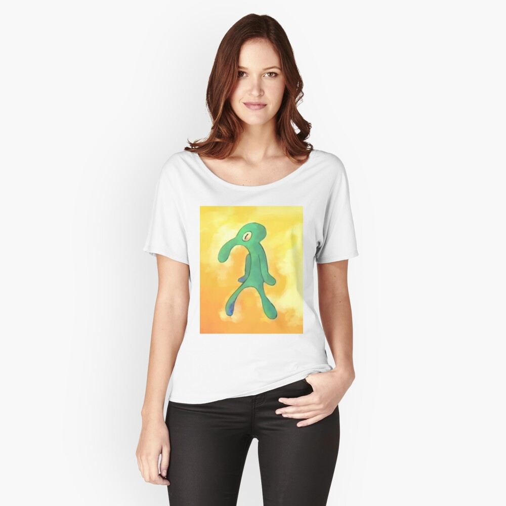 High Res Bold and Brash Repaint Relaxed Fit T-Shirt