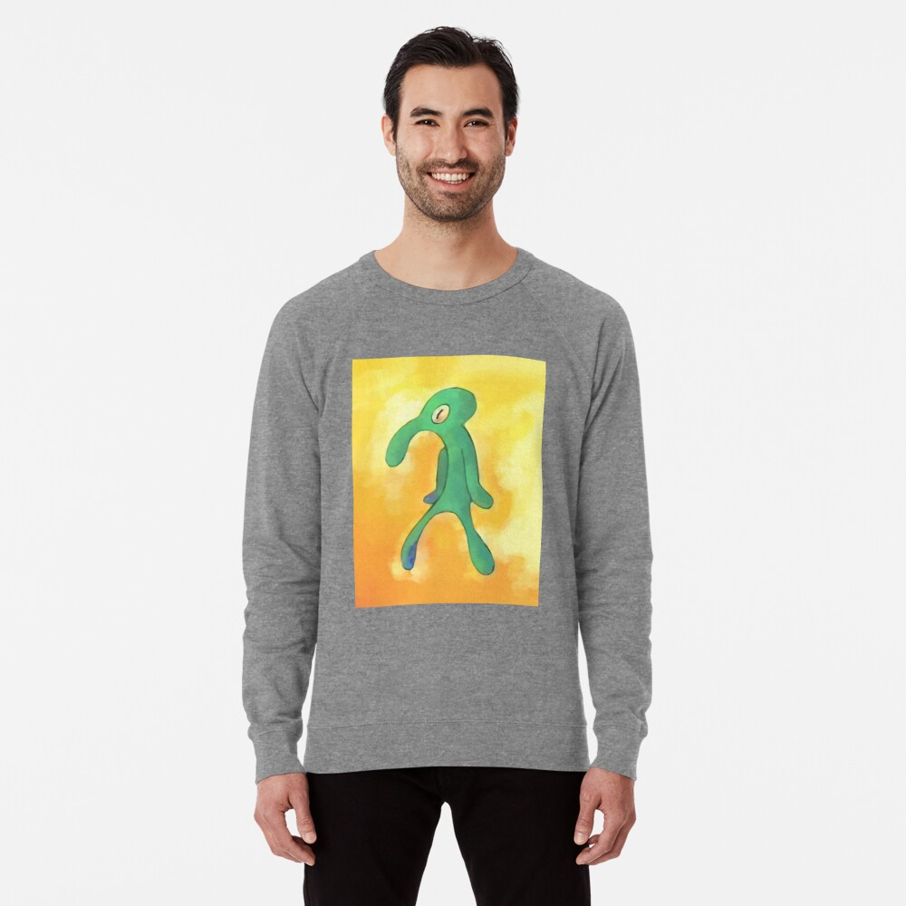 High Res Bold and Brash Repaint Lightweight Sweatshirt