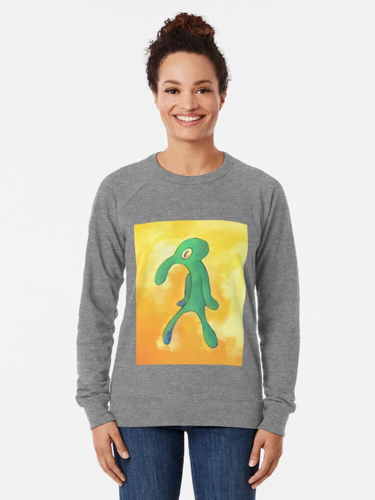 Alternate view of High Res Bold and Brash Repaint Lightweight Sweatshirt