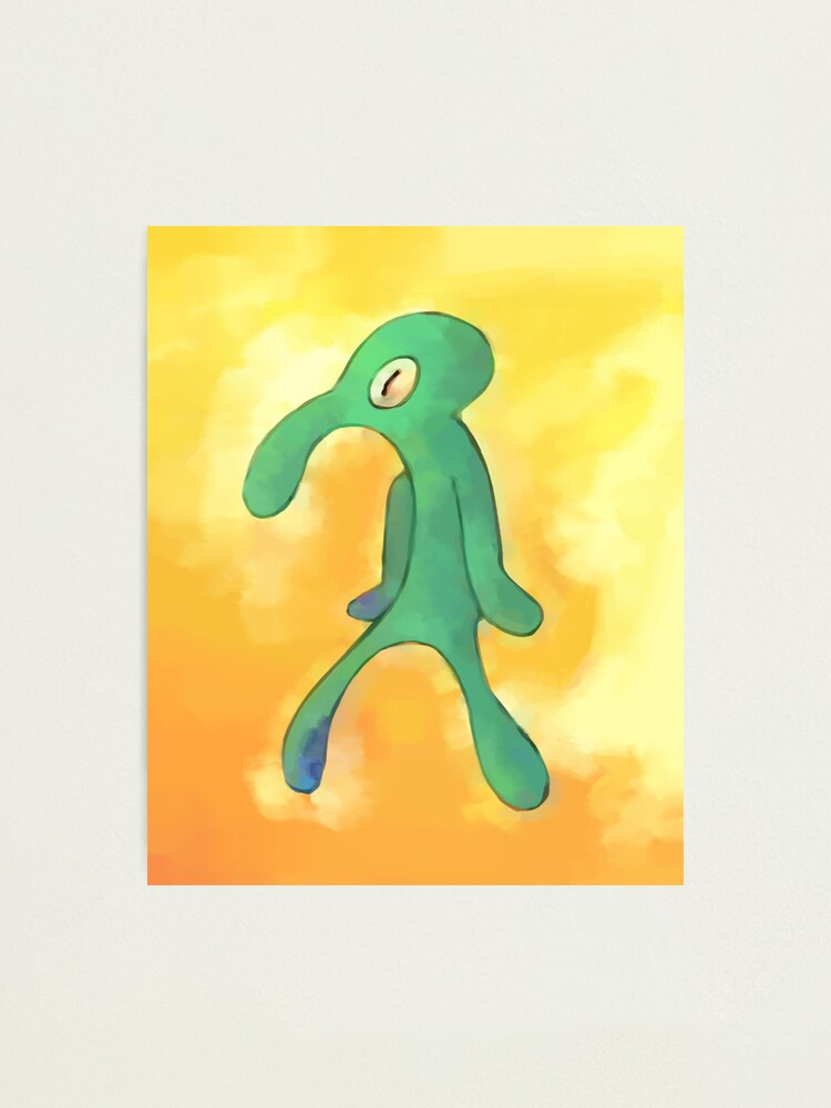 Alternate view of High Res Bold and Brash Repaint Photographic Print