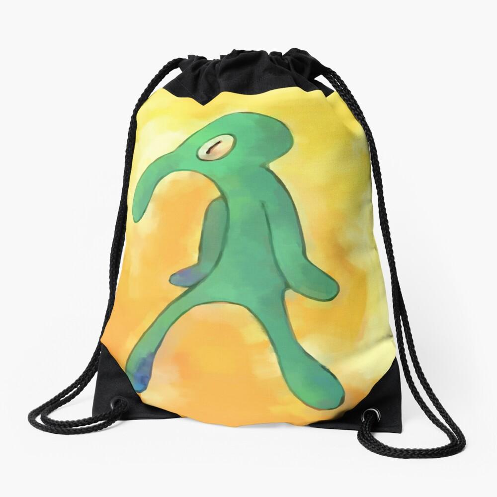 High Res Bold and Brash Repaint Drawstring Bag