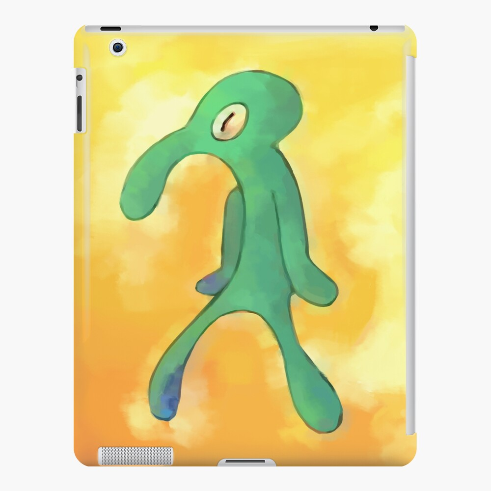High Res Bold and Brash Repaint iPad Case & Skin